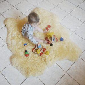 Kinderpelzteppich - Relugan