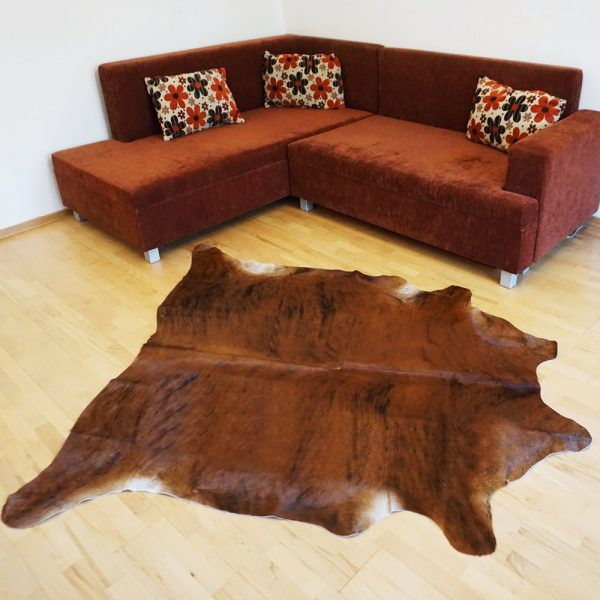Hovädzia koža 185x190 cm